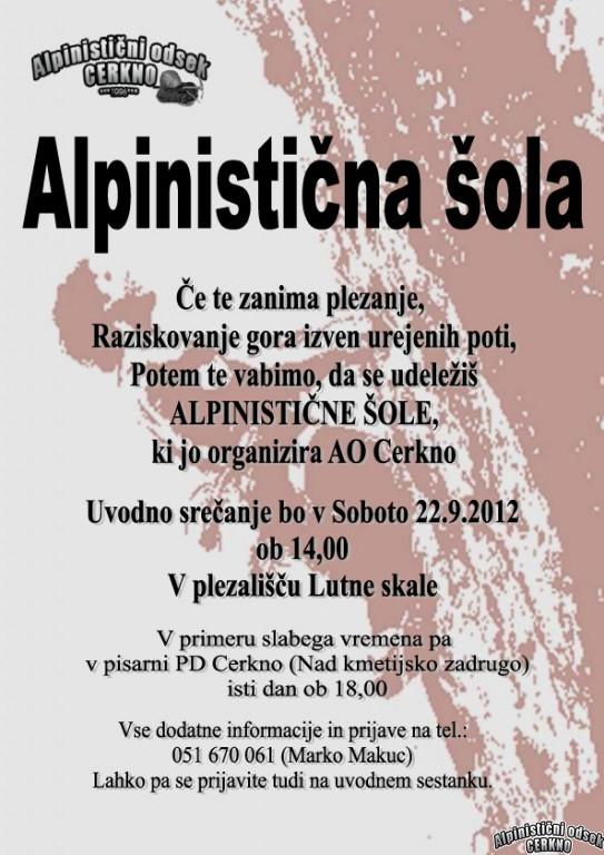 Plakat AS 2012