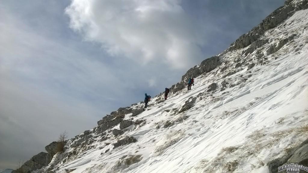 Tosc in Veliki Draški vrh